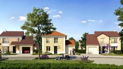 Scènes De Vie - immobilier neuf Gazeran