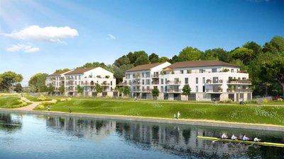 Belles Rives - immobilier neuf Beaumont-sur-oise