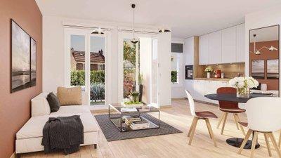 Partition - immobilier neuf Villiers-sur-marne