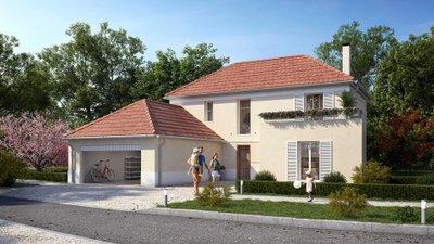 Villas & Jardins - immobilier neuf Saint-prix
