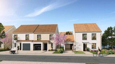 Le Domaine De La Plaine - immobilier neuf Ormoy