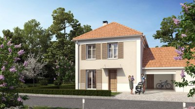 Prochainement - immobilier neuf Ormoy