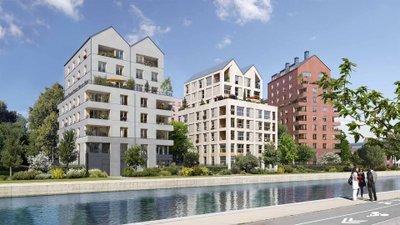 Les Reflets De L'ourcq - immobilier neuf Bobigny
