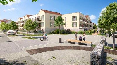 Villa Des Ormessons - immobilier neuf Vaux-le-pénil