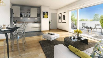 Prochainement - immobilier neuf Savigny-le-temple