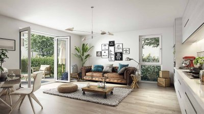 Bleu Horizon - immobilier neuf Roissy-en-brie