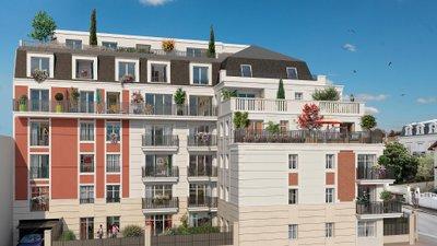 Instants De Ville - immobilier neuf Gagny