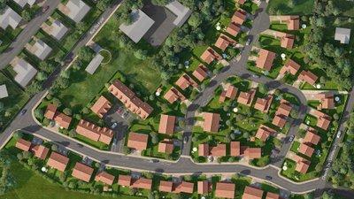 Le Domaine Du Coteau - immobilier neuf épône