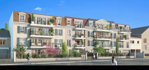 Villa 17 - immobilier neuf Vaires-sur-marne