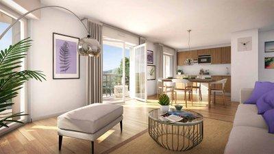 L'unique - immobilier neuf Franconville