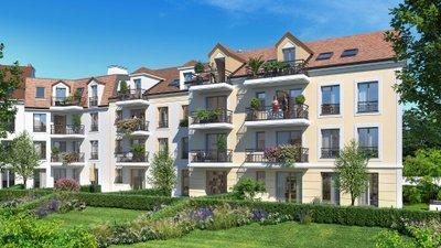 Les Hameaux Du Village - immobilier neuf Villiers-le-bel