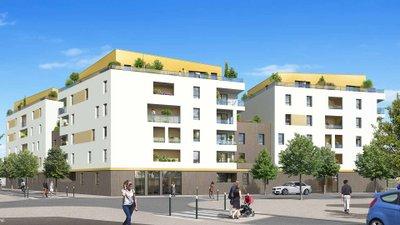 Erasme - immobilier neuf Nîmes