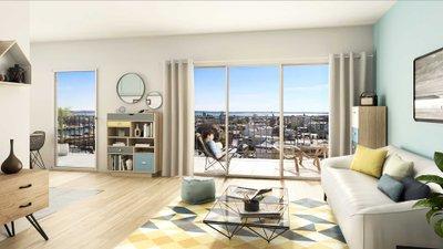 Cap Horizon - immobilier neuf Brest