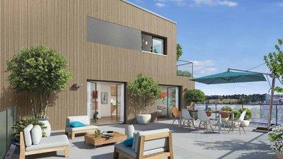 Le Clos Des Arts - immobilier neuf Rennes