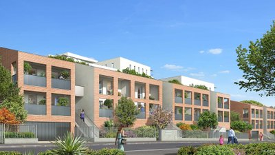 Terre Garonne - immobilier neuf Toulouse