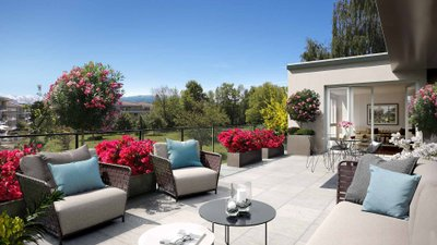 Flower Park - immobilier neuf Ferney-voltaire