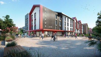 Campus Lavie - immobilier neuf Pau