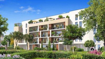 Pierre 1er Héritage - immobilier neuf Bordeaux