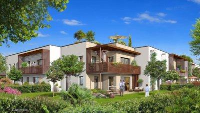 Le Domaine De Flore - immobilier neuf Villenave-d'ornon