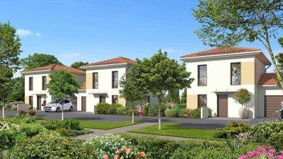 Domaine Du Haut Vigneau - immobilier neuf Gradignan