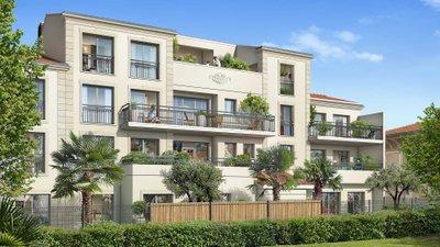 Villa Des Arts - immobilier neuf Arcachon