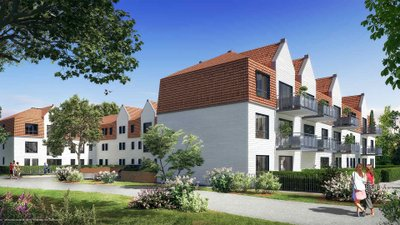 La Closeraie - immobilier neuf Villeneuve-d'ascq
