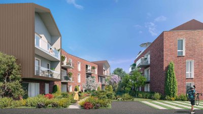 Intuition - immobilier neuf Wattignies