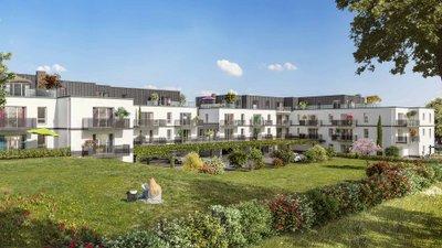 Les Rives Du Bois - immobilier neuf Amiens