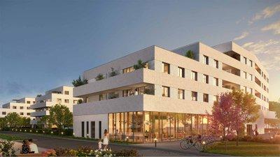 Les Jardins D'arc - immobilier neuf Amiens