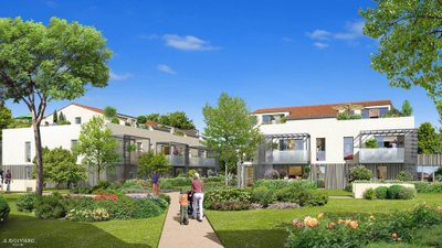 Le Rivage - immobilier neuf Tournefeuille