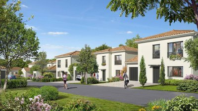 Les Côteaux De Belpech - immobilier neuf Beaupuy