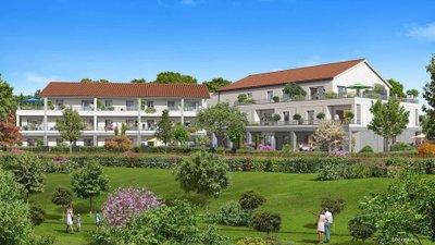 Le Domaine Massada - immobilier neuf Quint-fonsegrives