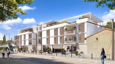 Le Myra - immobilier neuf Blagnac