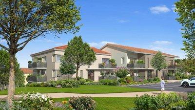 Domaine Des Figuiers - immobilier neuf Castelmaurou
