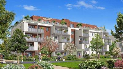 Clos Des Graves - immobilier neuf Bruges