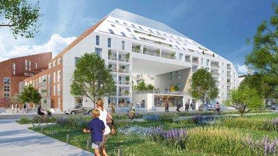 Rivéo - Contemporain - immobilier neuf Bordeaux