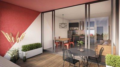 Quai Starlette - immobilier neuf Strasbourg