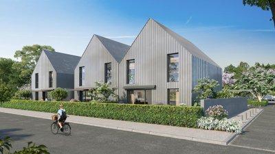 Les Terrasses O Vert - immobilier neuf Oberhausbergen