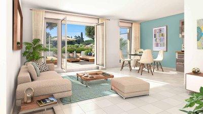 Villa Aphélie - immobilier neuf Marseille