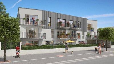 Le Domaine Saint-paul - immobilier neuf Caen