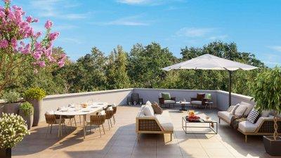 Les Jardins De La Jaunaie - immobilier neuf Saint-sébastien-sur-loire