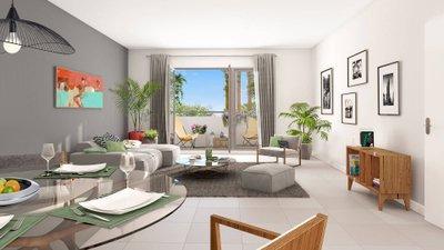 Villa Dolce - immobilier neuf Saint-laurent-du-var