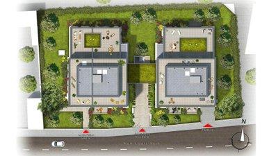 Symetrik - immobilier neuf Villeurbanne