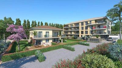Villa Edelweiss - immobilier neuf Aix-en-provence