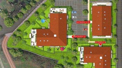 Les Jardins Des Aubépines - immobilier neuf Draguignan