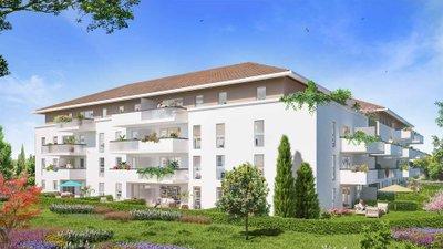 Les Jardins Gombert - immobilier neuf Marseille