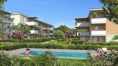Le Clos Muscatelle - immobilier neuf Lorgues