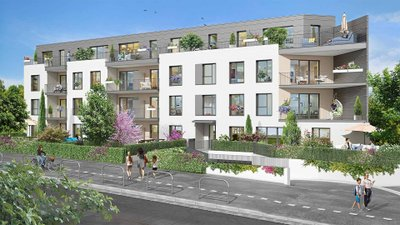 Zenithude - immobilier neuf Caen