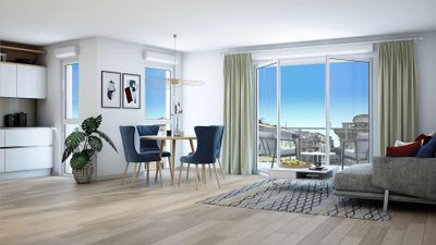 Nova Dolce - immobilier neuf Nice