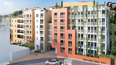 Val D'or - immobilier neuf Menton